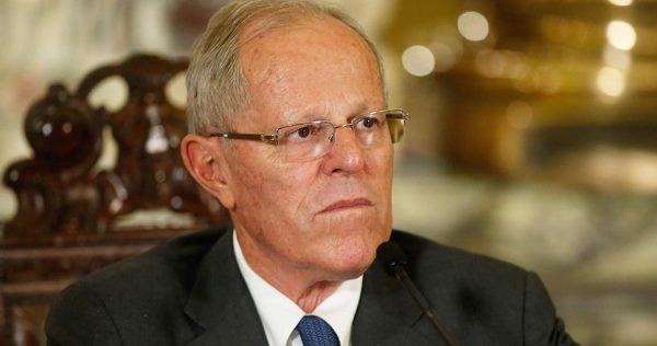 Perú. La Fiscalía denuncia constitucionalmente al expresidente Kuczynski por el indulto a Fujimori