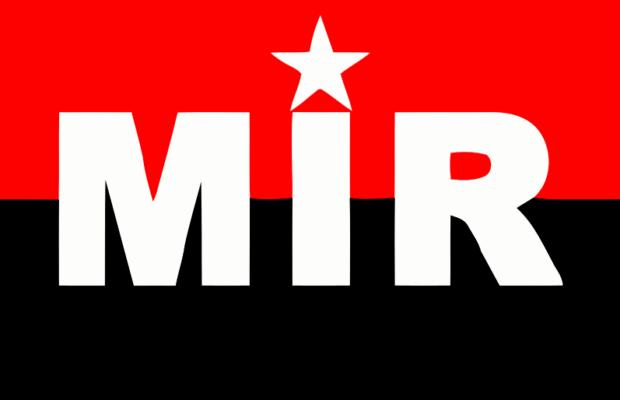 Chile. El MIR rinde homenaje al fallecido líder de Sendero, Abimael Guzmán