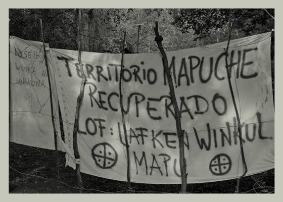 """Nación Mapuche. La vuelta del discurso del """"mapuche usurpador"""""""