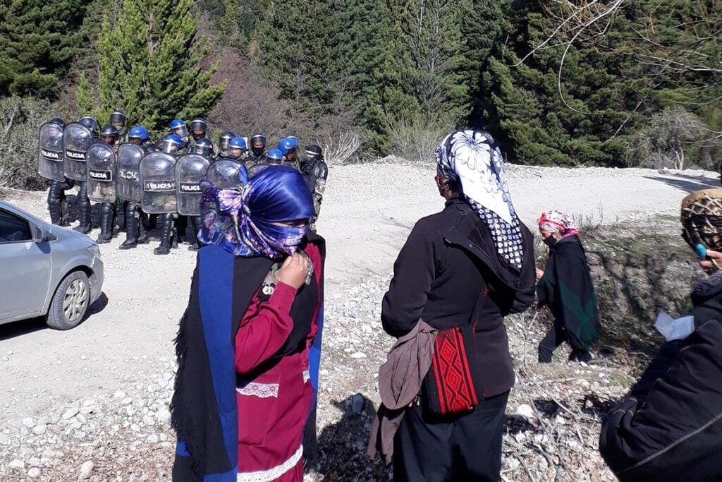Situación Mapuche en Rio Negro Neuquen