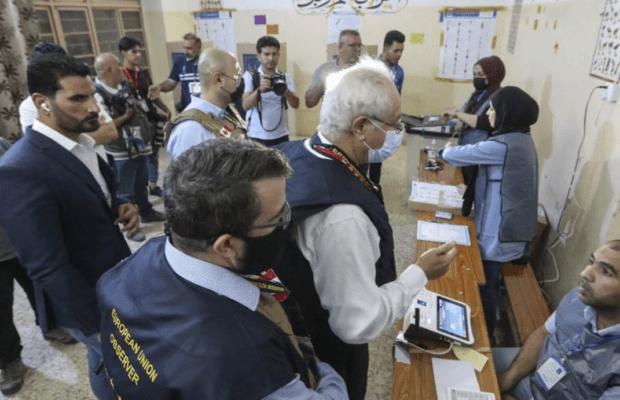 Irak. Coalición iraquí Al Fatah rechaza resultados fabricados en elecciones