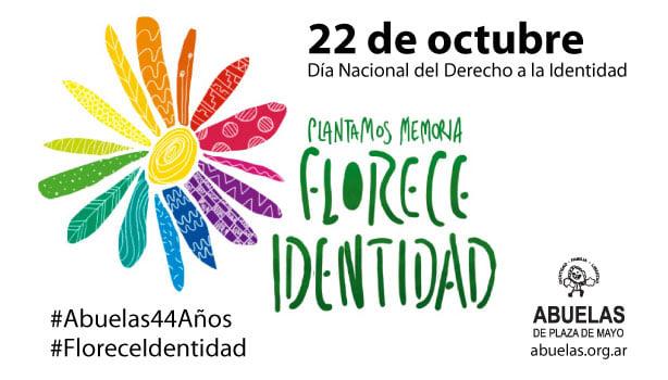 Argentina. Florece identidad: Nueva campaña para homenajear a las abuelas en su aniversario