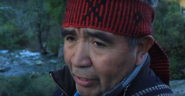Nación Mapuche. Lonko de comunidad Malla Malla ante estado de excepción: «Nos queda ir metro a metro recuperando nuestro territorio y la reconstrucción de nuestra nación