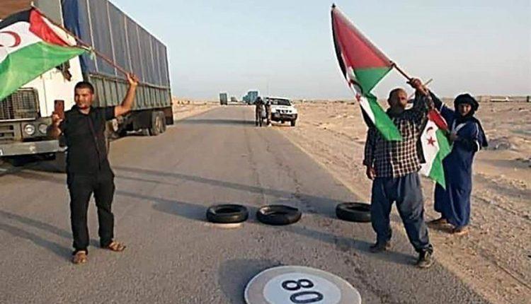 Sáhara Occidental: Argelia pide que las tropas marroquíes se retiren del paso del Guerguerat, Marruecos se niega