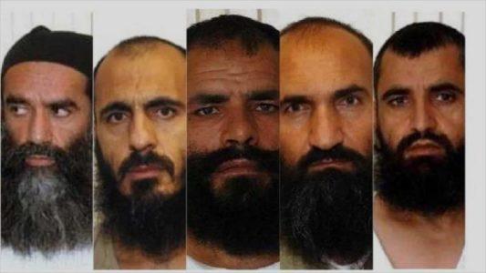 ¿Mera coincidencia? Exreos de Guantánamo, parte del gobierno talibán