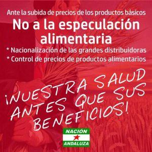 """""""¡Nuestra salud antes que sus beneficios!"""" – La otra Andalucía"""