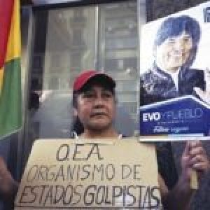 Bolivia. Informe del diario The Washington Post revela que Evo Morales ganó sin fraude