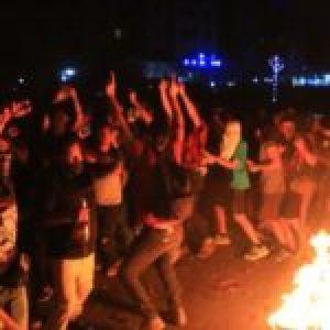Chile. (Videos) Otro viernes sin soltar la Plaza de la Dignidad