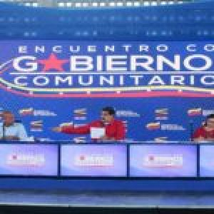Venezuela. Jefe de Estado: Avanzamos hacia Gobiernos Comunitarios para buscar soluciones junto al pueblo