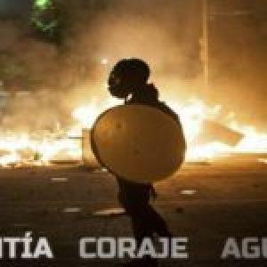 Chile. (Video)  No soltemos las calles