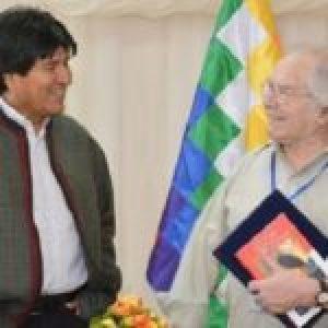 Bolivia. Evo Morales candidato a Premio Nobel de la Paz