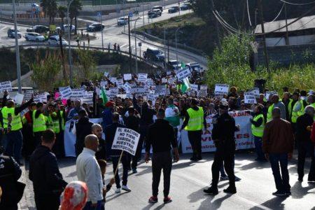 Alrededor de 8.000 personas se manifiestan contra el racismo en Ceuta – La otra Andalucía