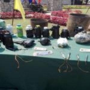 Incautados 650 kilos de explosivos a Los Rastrojos en frontera colombo-venezolana
