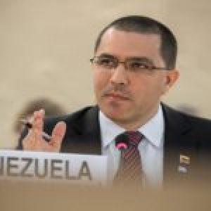 Venezuela. Canciller Arreaza publica demanda contra EE.UU. en Corte Penal Internacional