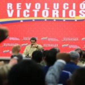 Presidente Maduro: Se ha decidido un plan de guerra contra Venezuela desde la Casa Blanca