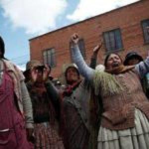 Bolivia 8M. Resistir unidas al Golpe de Estado