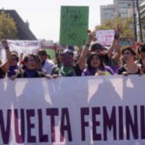 Chile 8M. Dos millones de feministas contra el patriarcado, el capitalismo y el dictador Piñera (fotoreportaje y videos)