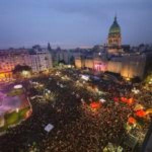 Argentina. Documento colectivo del IV Paro Internacional Feminista (fotos)