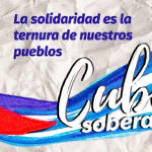 Colombia. Congreso de los Pueblos: Cuba es una potencia mundial de solidaridad, amor y paz