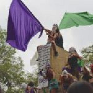 Colombia. 8M: estallido feminista