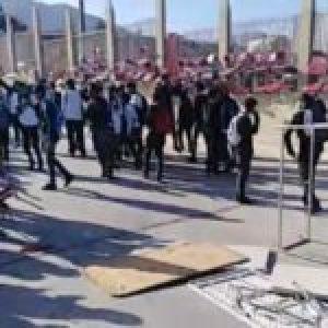 Chile. Estudiantes toman Liceo Industrial de Antofagasta y denuncian amenazas de un funcionario
