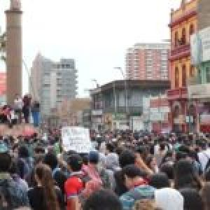 Chile. No hay virus que valga: a casi 5 meses de la Revuelta, nadie suelta la calle (video)