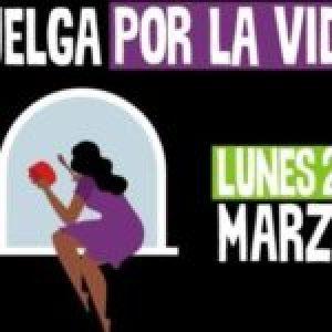 Chile.  23 de Marzo: Huelga por la vida – Por una cuarentena total con dignidad