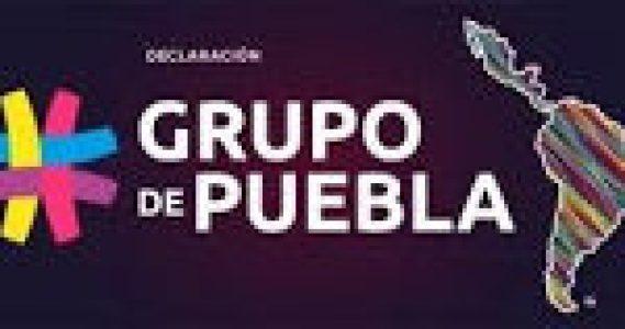 El Grupo de Puebla exige a EEUU a los Estados Unidos poner fin a los bloqueos unilaterales contra Cuba y Venezuela