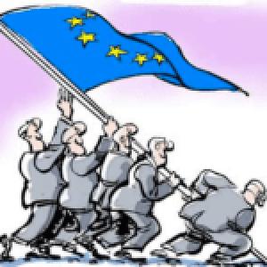 Europa, gigante con pies de arcilla y una solidaridad de pacotilla