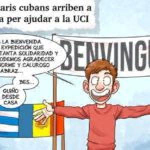 Hasta Andorra, el abrazo de la Medicina cubana