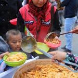 Argentina. Movimiento de los Pueblos: Las ollas siguen