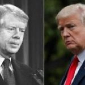 Estados Unidos. Lo que le dijo Jimmy Carter a Donald Trump