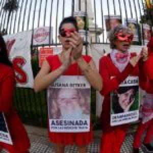 Argentina. La solidaridad tiene cara de madre
