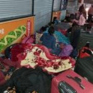Chile. Miles de bolivianos siguen varados en Antofagasta porque la dictadura de Añez no los admite en el país