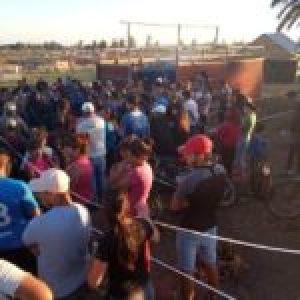 Uruguay. A pesar de la emergencia sanitaria sigue adelante desalojo en Santa Catalina