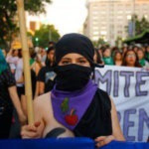 Chile. La Coordinadora feminista 8M recuerda que ya son 6 meses de Revuelta