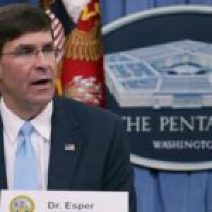 Estados Unidos. El Secretario de Defensa Mark Esper y sus falacias contra China
