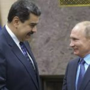 Venezuela. Maduro y Putin coordinan esfuerzos para atender pandemia por Covid-19 (Comunicado)