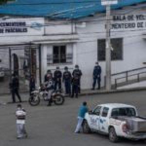 Ecuador. Guayaquil: Testimonios de la tragedia humanitaria
