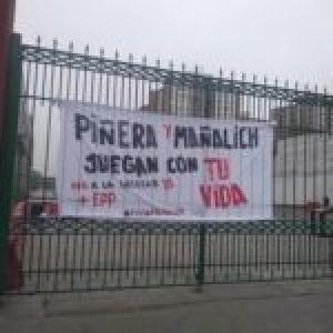 Chile. Postales desde la cuarentena: Solo el pueblo ayuda al pueblo (videos+fotos)