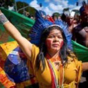"""Brasil. """"Nuestra existencia es nuestra resistencia"""""""