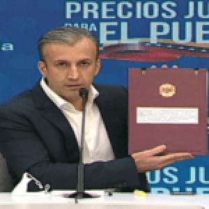 Venezuela. Gobierno y fuerzas productivas acuerdan precios justos de rubros esenciales