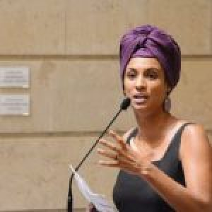 Brasil.»Bolsonaro no tiene compromiso con la humanidad», responde la madre de Marielle Franco