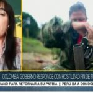 Colombia. Barreto: El Estado colombiano desoye los reclamos del pueblo