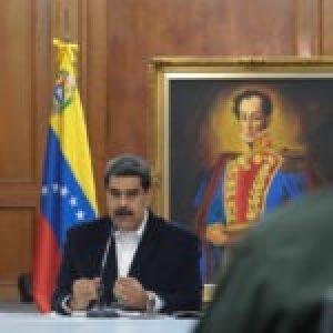 Venezuela. Maduro: «Uno de los detenidos durante el intento de  incursión afirmó que en el grupo había dos estadounidenses del equipo de  seguridad de Trump»