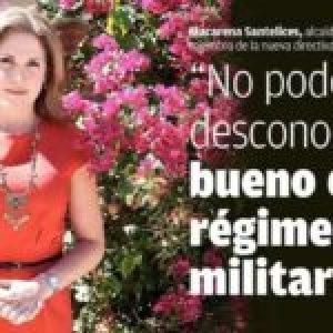 Chile. Una ultra derechista familiar de Pinochet es la nueva ministra de la Mujer