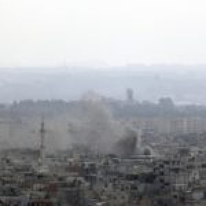 Siria. Terroristas bombardean las afueras de la ciudad siria de Latakia