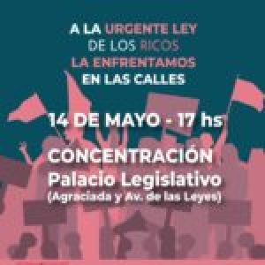 Uruguay. Sindicatos y organizaciones sociales convocan a movilizarse contra la nueva Ley de Educación y la Ley de Urgente Consideración (LUC)