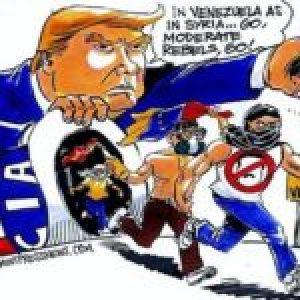 Venezuela. Contra el socialismo bolivariano, mercenarios de Trump y medios mercenarios