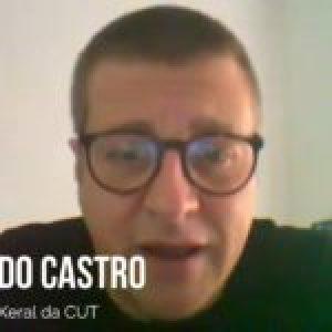 Galicia. Habla el Secretario General de la CUT gallega, Ricardo Castro /Un dirigente clasista y antiburocrático